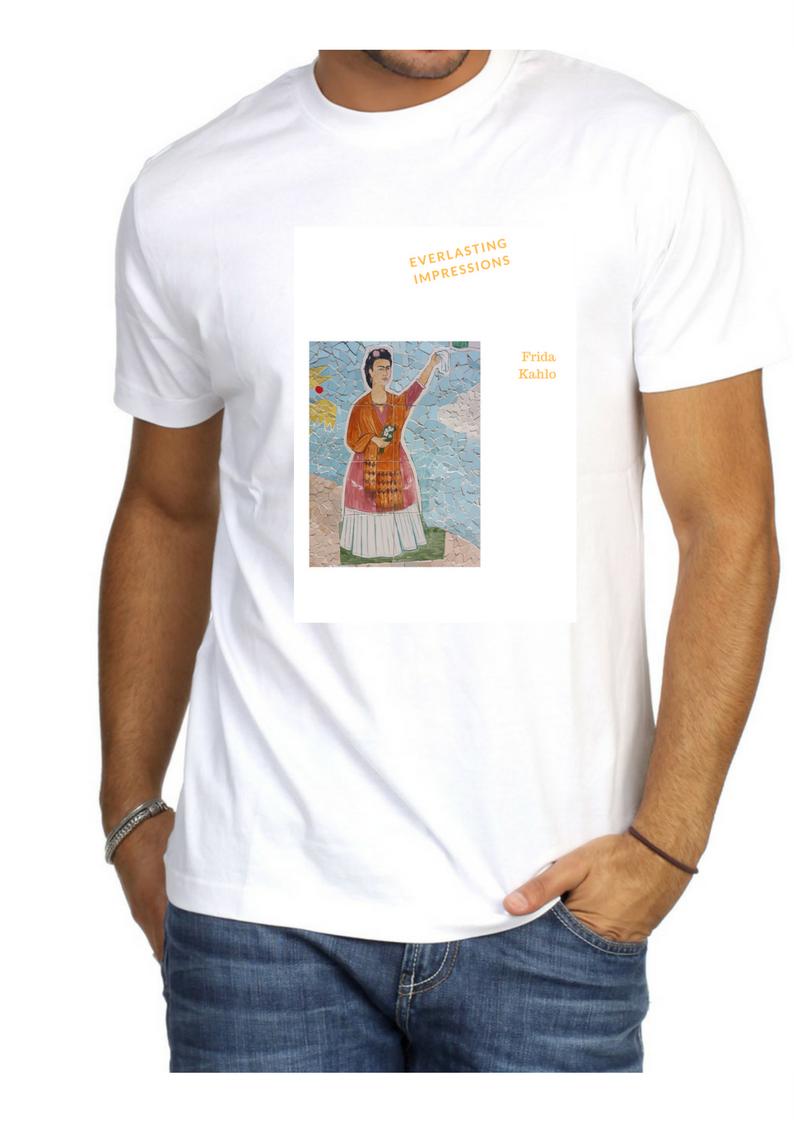 0a1a30a6d801a6 Frida Impression Tshirt - So Cultures